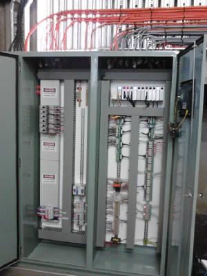 Main Control Cabinet