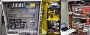 Winder Control    Robotic Palletiser    Print registratio