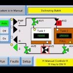 Tank Control System